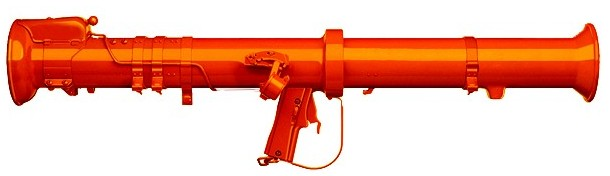 Orange Bazooka Image
