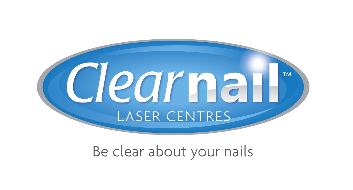 Clear Nail logo and tag line